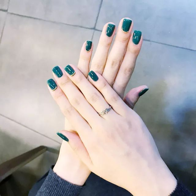 The best 42 nail ideas in the spring of 2019