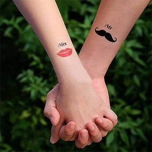 20 style couple tattoos