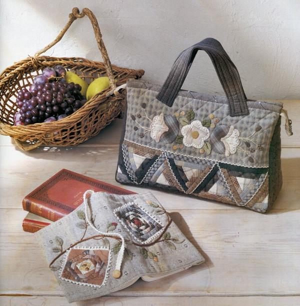 17 beautiful fabric crafts