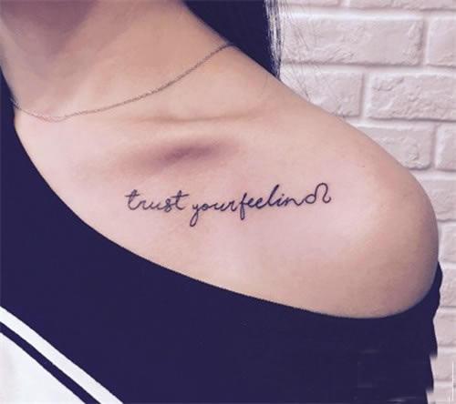 22 simple tattoos
