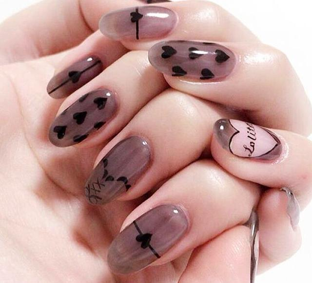 53 Most Stunning and Trendy Short  Nails