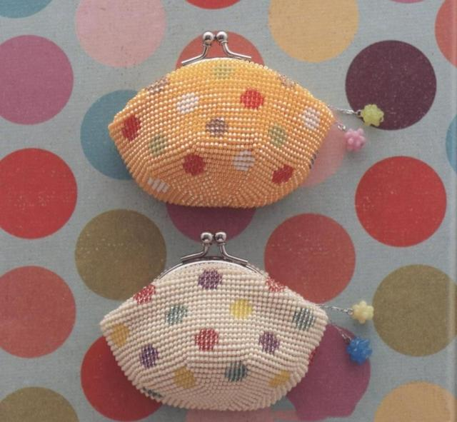 15 small and cute beaded handbags