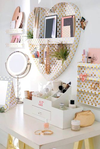 49 beautiful dressing table design