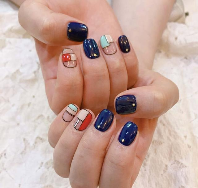 Daily small exquisite nail art, hurry and have a look!