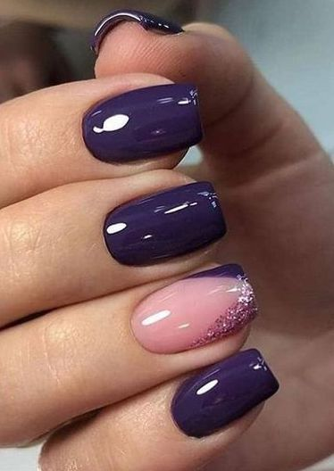 Attractive Flash Nails Highlight The Charm Of Women