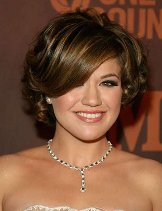 16 Trendy Kelly Clarkson Hairstyle ideas