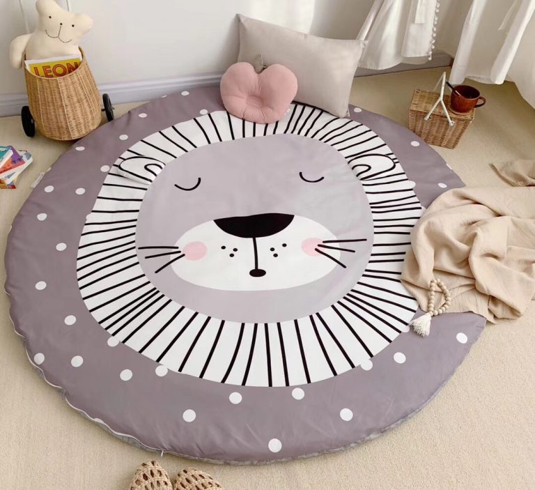 Cute cartoon floor mats